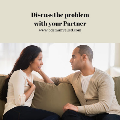 Discuss the problem with your partner