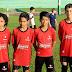 Mais quatro Jogadores da Escola Flamengo Sinop, estão realizando Testes no Trieste