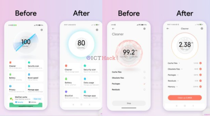 Xiaomi Plans to Reduce Mi Security App Animation on low End Phones to Boost Performance