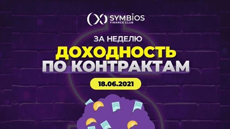 Отчет по контрактам Symbios Club