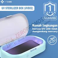 Souvenir UV Sterilizer Box - Portable UV Light Disinfection UVBOX02