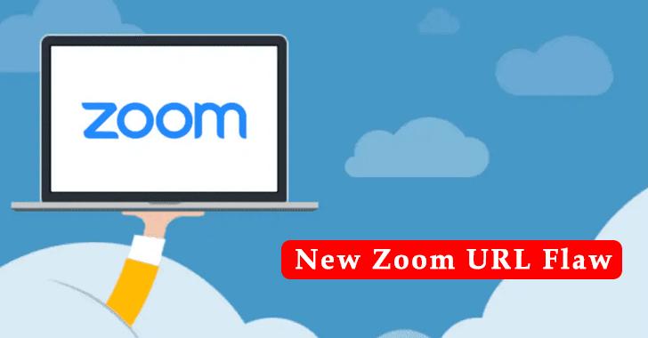 Zoom URL Flaw
