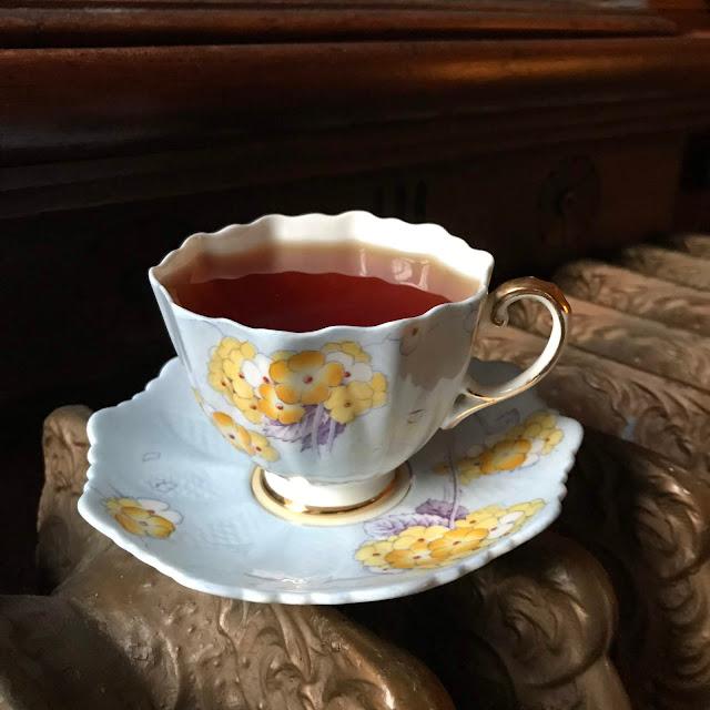 The History Of English Breakfast Tea