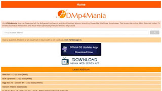 Mp4mania 2021 – Illegal HD Movies Download Website – Mp4mania  Movies