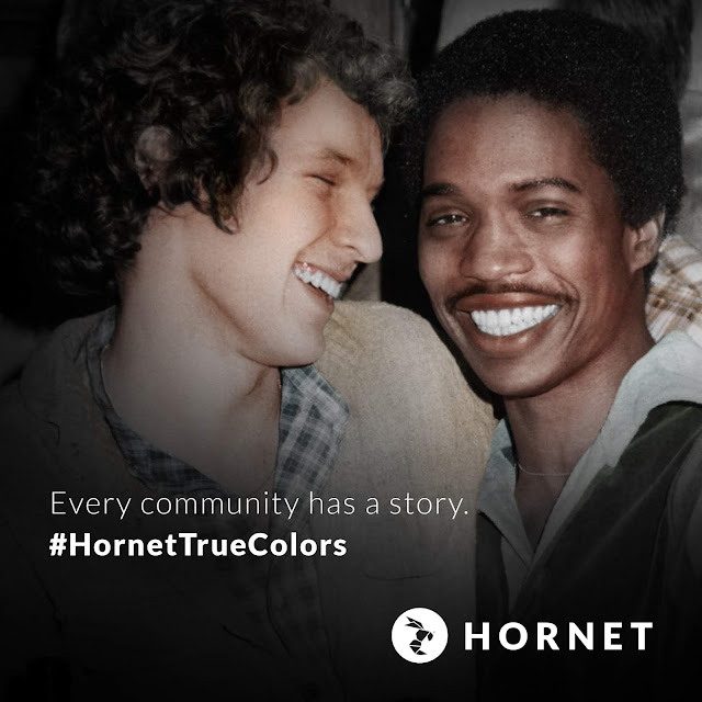 Every community has a story. #HornetTrueColors