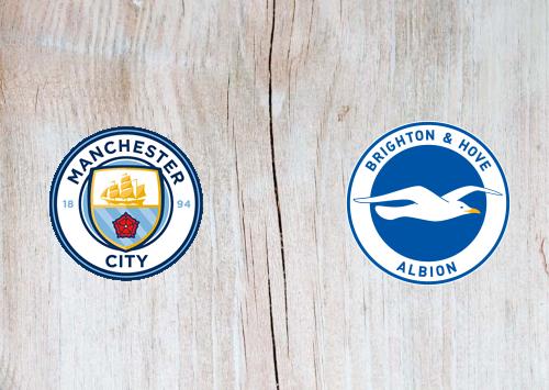 Manchester City vs Brighton & Hove Albion -Highlights 13 January 2021
