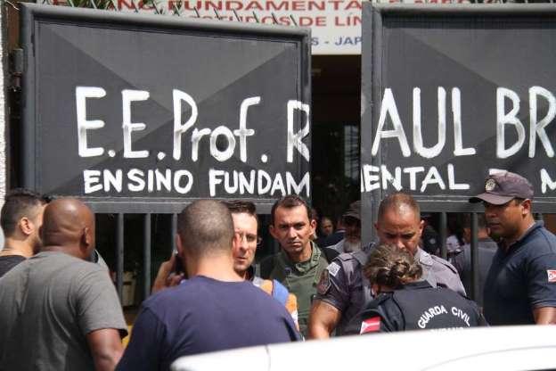 BBUIPlo - Veja fotos do massacre em Suzano