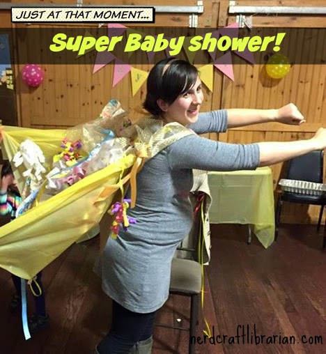 Super Baby Shower!