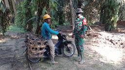 Jalan Baru TMMD, Jadikan Semangat Baru Petani di Sungai Bengkal