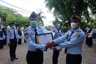Pegawai  Bapas Banda Aceh Naik Pangkat dan Terima Reward