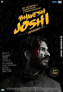 Bhavesh Joshi Superhero First Look Poster 6