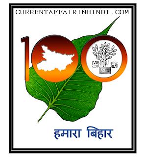 CURRENT AFFAIRS IN HINDI 22 मार्च को बिहार(BIHAR)दिवस के रूप में मनाया गया -