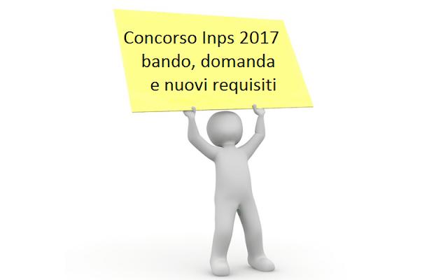 concorso-inps-bando