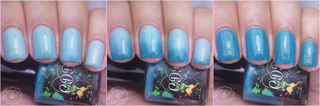 CDB Lacquer - Sea Form