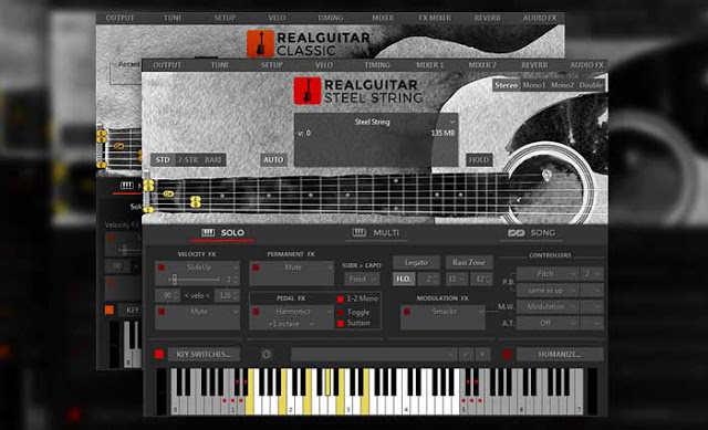 Musiclab Real Guitar5 Plugin Audio (2019) VST