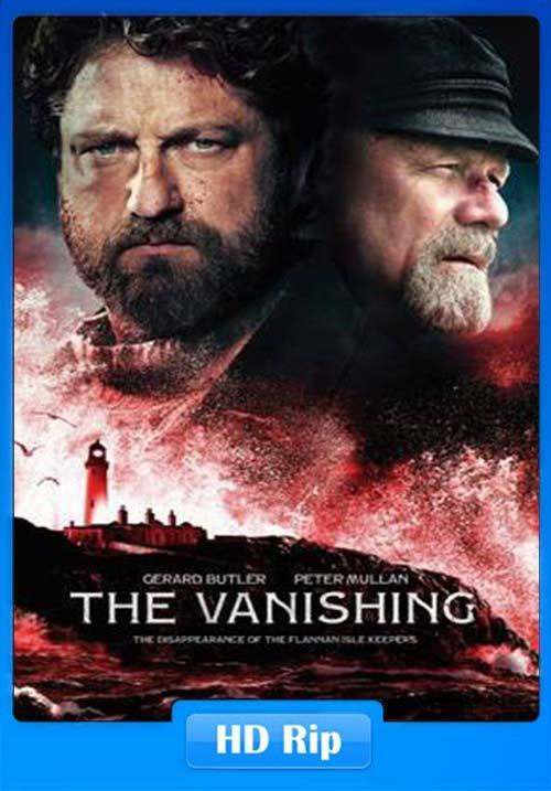 The Vanishing 2018 720p WEBRip x264 | 480p 300MB | 100MB HEVC Poster