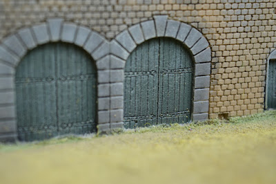 Gatehouse 1:144 (10 - 12mm) (Code: nj-144-rom1) 5