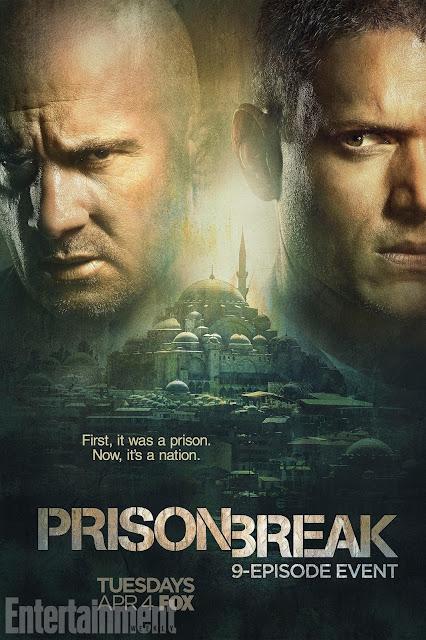 Primeiro Trailer da Quinta Temporada de Prison Break