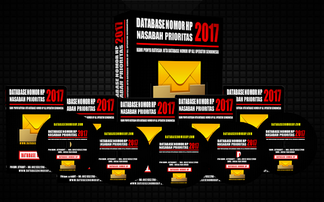 Jual Database Nasabah Prioritas Perbankan (Paket Baladewa)
