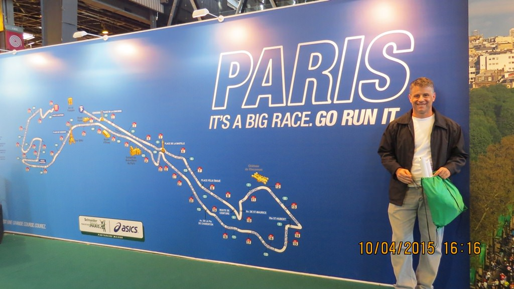 Salon du Running Maratona de Paris