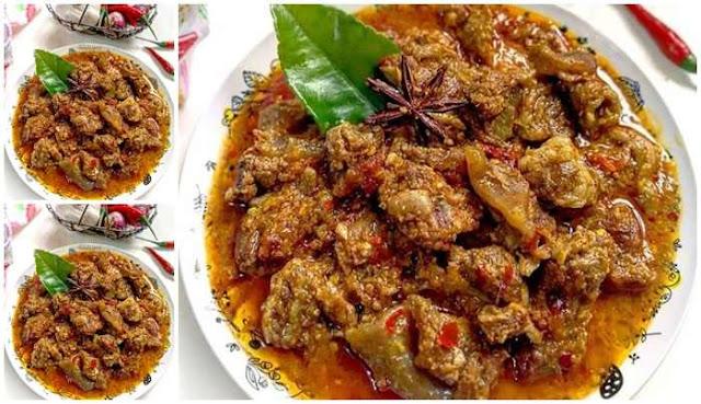 resep gulai daging cincang empuk  mudah  tak kalah  masakan padang Resepi Asam Pedas Padang Enak dan Mudah