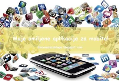 Moje omiljene aplikacije na mobitelu 📱