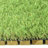 Greatmats artificial turf rooftop tiles