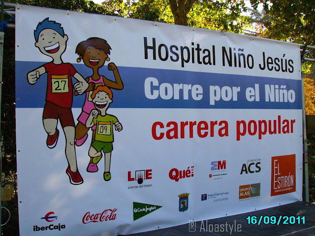 Carrera Popular Hospital Niño Jesús. Esta mañana. LIFESTYLE ¡¡