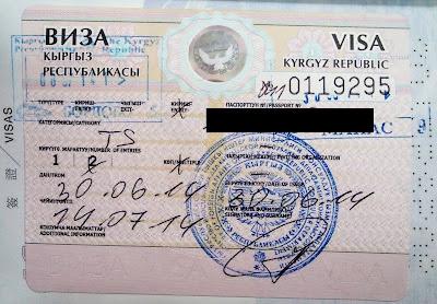 旅行日記: [蒐集]各國簽證和出入境章(2015/04/07更新)