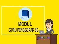 Download Modul Guru Penggerak SD Lengkap
