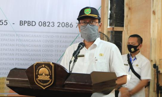 Pasien Positif Covid-19 di Subang Bertambah Menjadi 27 orang
