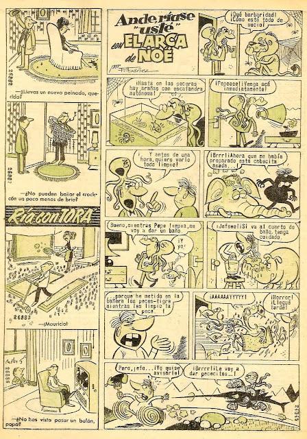El DDT nº 564 (5 de marzo de 1962)