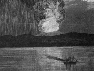 Mengenang 200 Tahun Letusan Tambora , Inilah Dampaknya Bagi Dunia