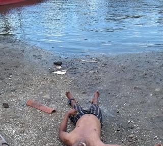 Corpo de homem é encontrado em mangue na Paraíba