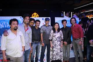 Gracy Singh and Bappi Lahiri   Blue Mountain Music Launch IMG 0751.JPG