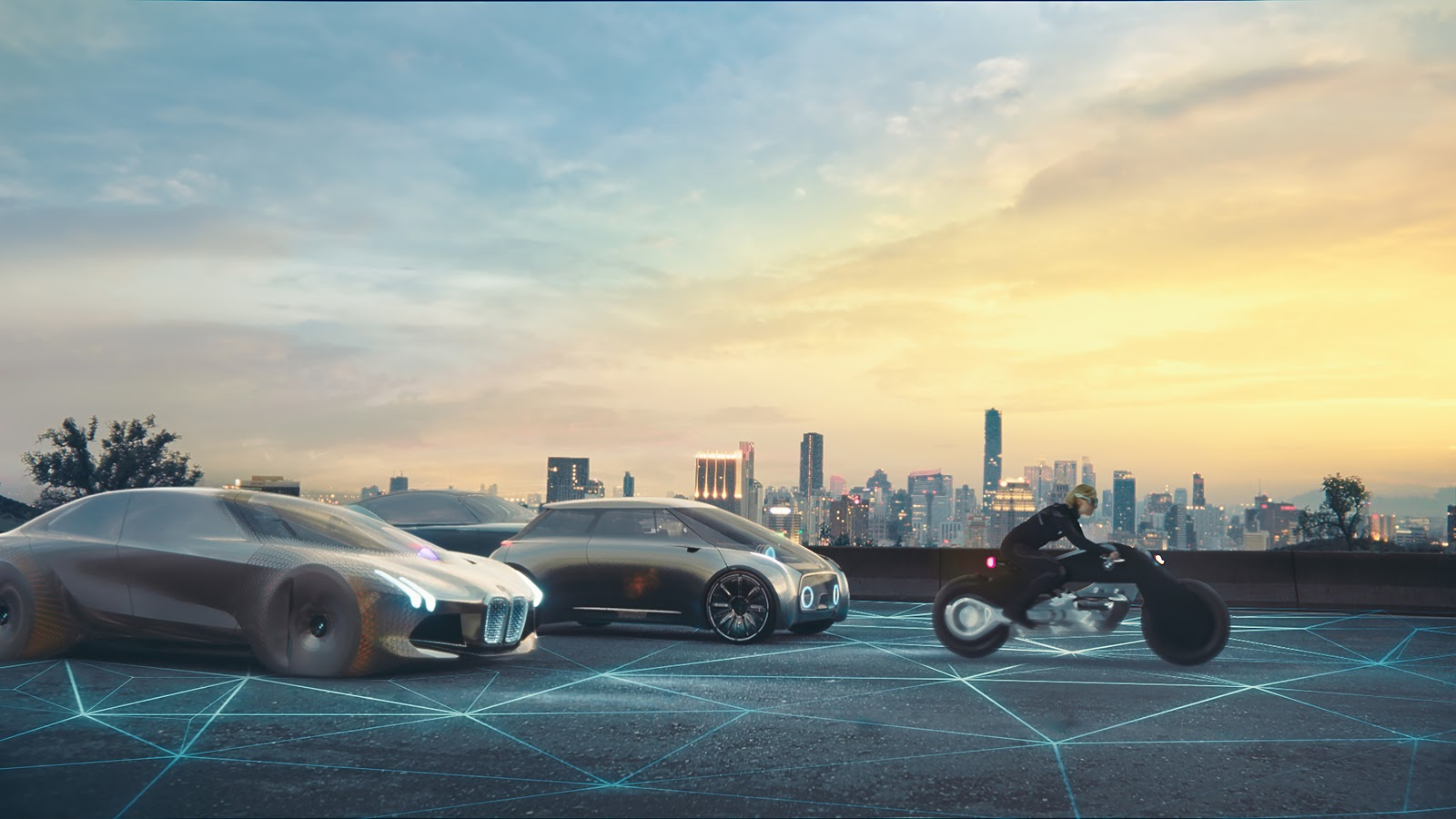 The Next 100 Years >> Bmw Launches Online A New Era Film Revisiting The Next 100