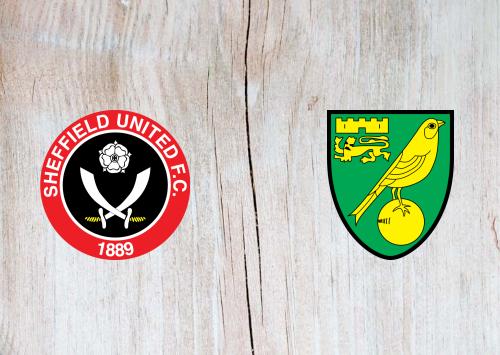 Sheffield United vs Norwich City -Highlights 7 March 2020