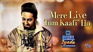 Mere Liye Tum Kaafi Ho Easy Guitar Chords | Aayushman | Capo