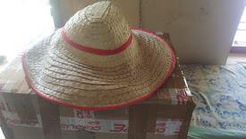 Handicraft palm leaf HAT(CAP) Bigger size