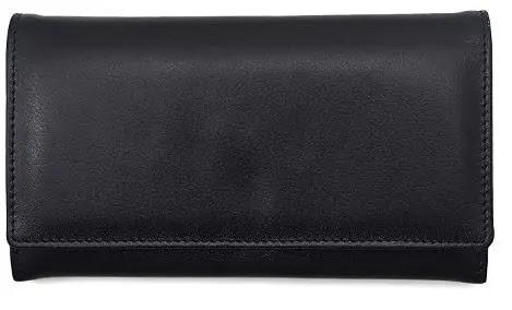 4- Women's Leather Wallet Purse