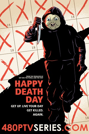 Happy Death Day (2017) 350MB Full Hindi Dual Audio Movie Download 480p Bluray Free Watch Online Full Movie Download Worldfree4u 9xmovies
