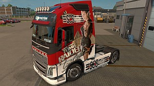 Sea Container Tomb Raider Volvo 2012 skin