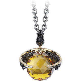 Zodiac Jewellery Blog Virgo Necklace Stephen Webster
