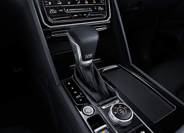 VW Teramont X