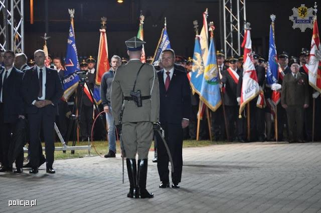 zdjęcie: Obchody wybuchu II Wojny Światowej - wizyta Prezydenta RP w Tczewie
