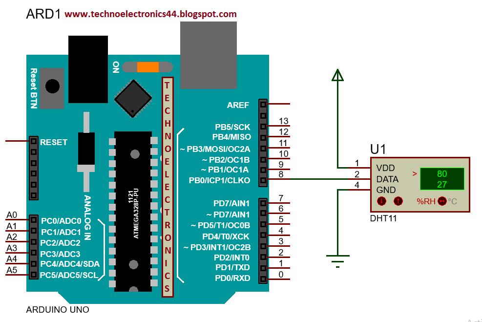 DHT11-Temparature-Humidity-TechnoElectronics44