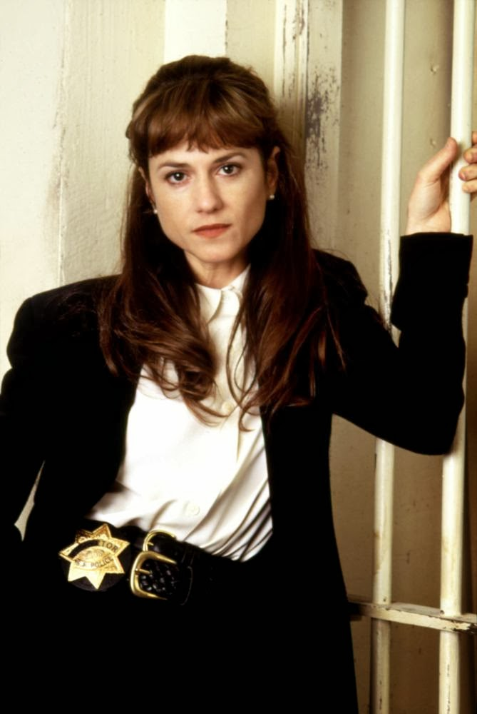 Holly Hunter Copycat 1995 crime thriller