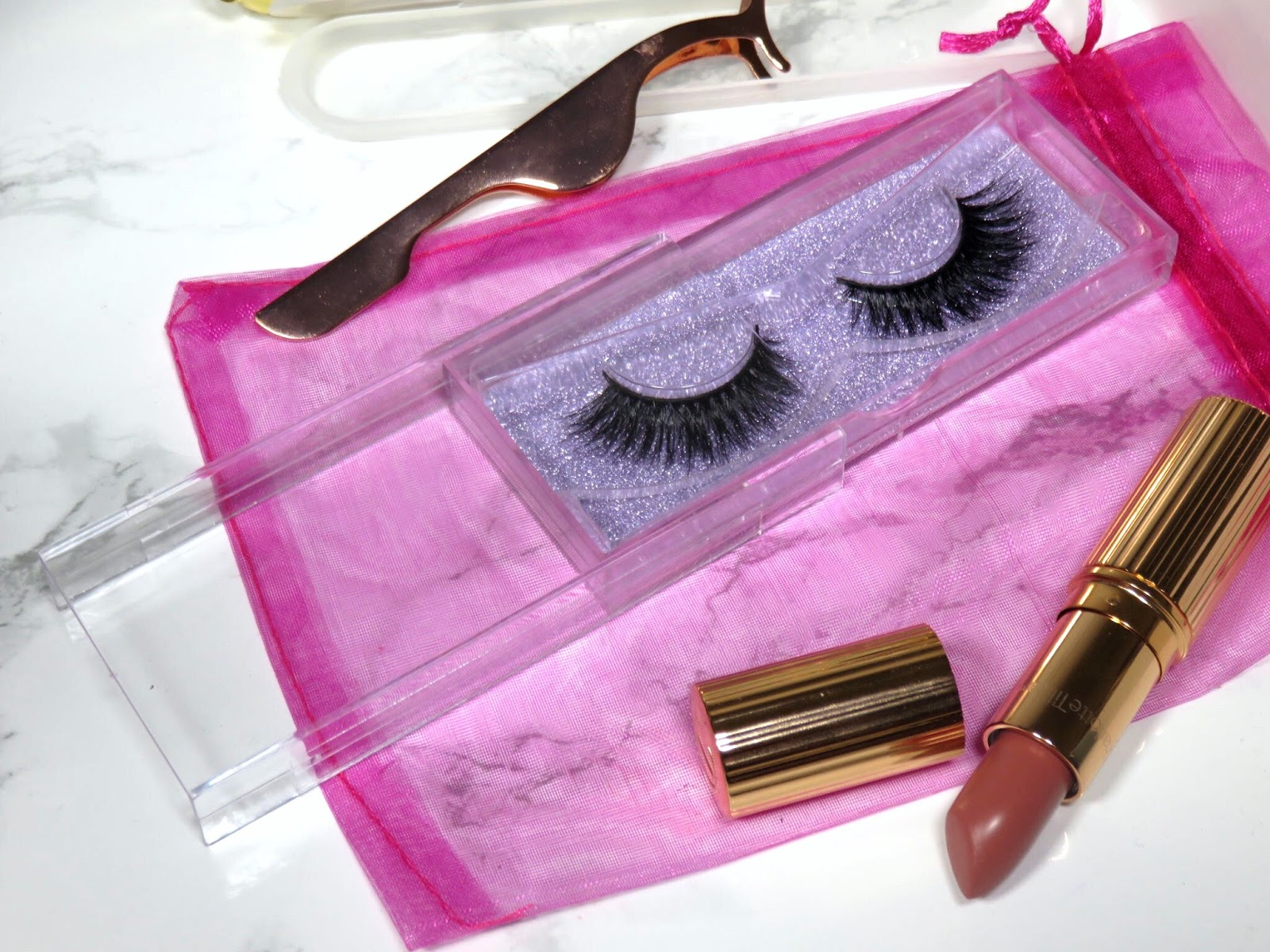 Review | Private Label Extensions 3D Mink Lashes | PRETTY IS