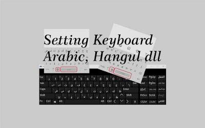 cara menulis arab di hp (wa)