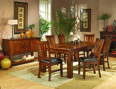 Home Decorating Dining Room Ideas